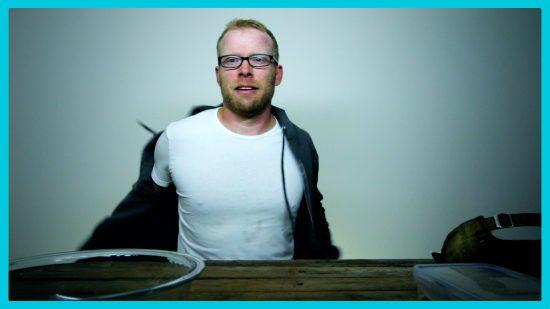 ben wills vlog thumbnail