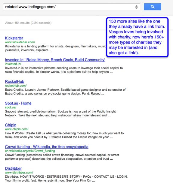 indiegogo-search-screenshot